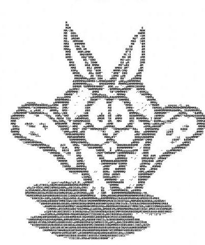 рисунки клавиатурой и смайликами: