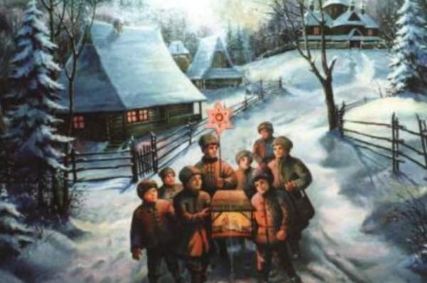 Рождество на Руси