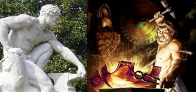 картинки бог гефест